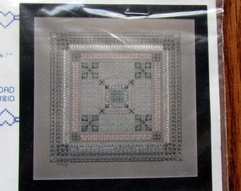 SOMETHING DIFFERENT Crewel Embroidery Kit by Diane Evans