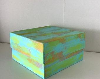 Boxes for gift / decoration /Almacenar