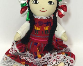 Maria Rag Doll Large