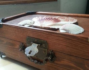 Mermaid's Treasure Chest
