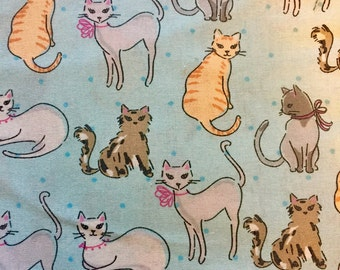 Pretty Kitties CUSTOM MADE Premium Cat Bandana
