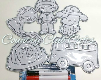 Dog Coloring Page Etsy