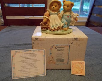 Cherished Teddies Jack and Jill by Enesco