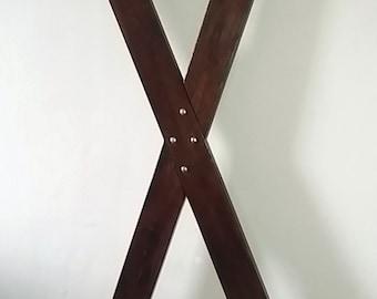 Cross of St Andrew / ST ANDREW's CROSS