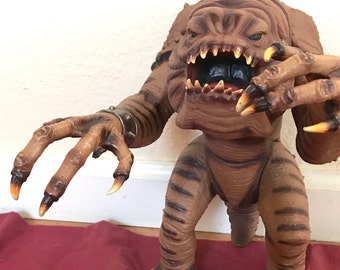 Star Wars Rotj Legacy Jabba's Palace Rancor Monster Beast Series (Used).