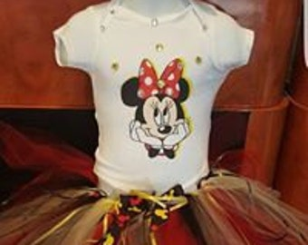 Custom Tutus and Shirt