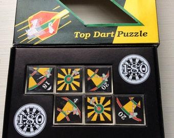 180 Top Dart Puzzle