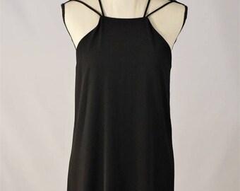 Spaghetti Strap Loose Fitting Dress