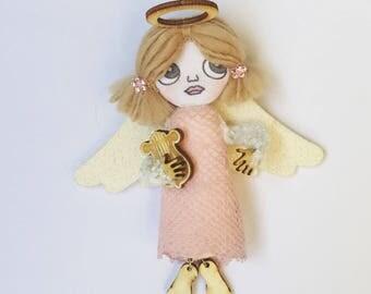 Bonbon Angel Doll kit