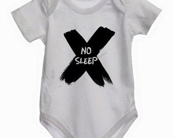 Baby Bodysuit antisonno