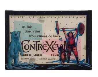 """Art work """" ContreXéville""""by artist Julie Quintard"""