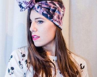 Headband/hair fabric Turban MaxMara