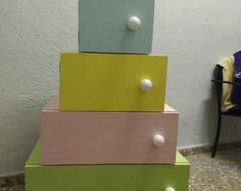 chest of drawers mandala