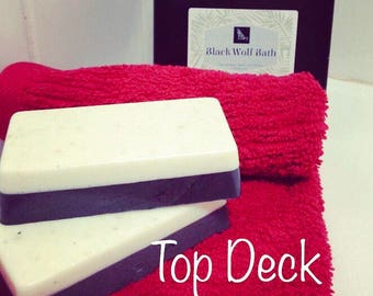 Goats Milk Top Deck Body Bar