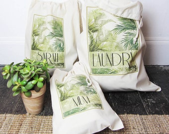 Personalised Palm Print Storage Bag