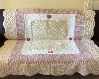 French style quilt