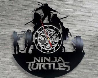 Ninja Turtle Decal Etsy