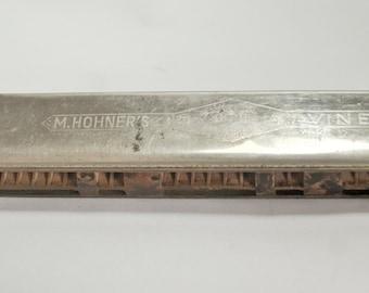 M Hohner Venetta Harmonica No.4