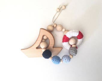 Sail Concept Teethers