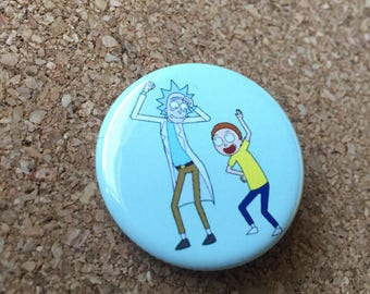 Rick and Morty, Dancing Button