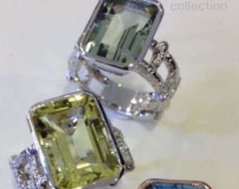 London collection RINGS