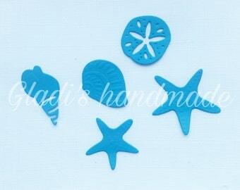 100 compound cuts sea theme