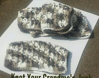 Dishcloth/Washcloth, Crochet Dishcloth, Crochet Washcloth