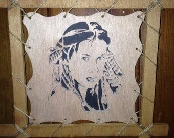 frame of indian