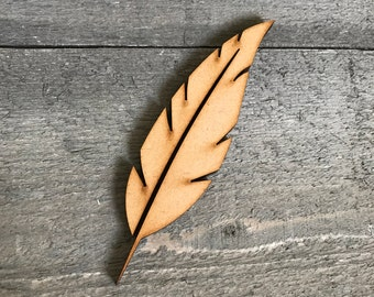 Feather shapes/ Embellishments/ party supplies/ craft supplies/ Feather cut out/ Wood Feather/ Laser cut/ Diy/Diy crafts/ Wood Shapes/Shapes