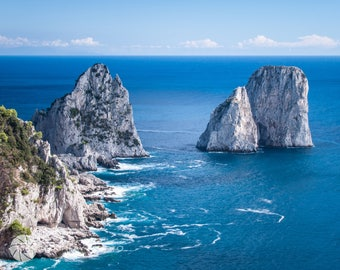 The Faraglioni - Isle of Capri