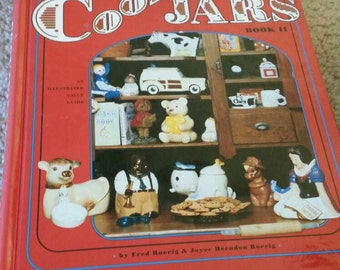 Cookie Jar Collection Book