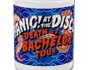 Panic! At The Disco - Death Of A Bachelor Tour - Mug