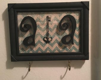 Custom Key Hanger