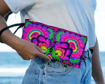 Small Clutch - Pink