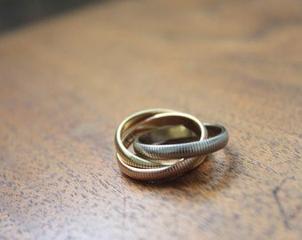 SALE! Vintage Cartier Trinity Ring