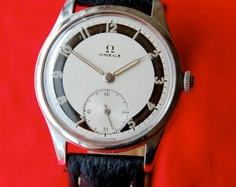 Vintage Omega Watch with California Dial