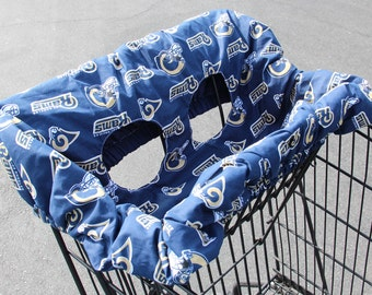 Shopping Cart Seat Cover for Babies ~ #23B-1099