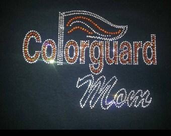 COLORGUARD MOM