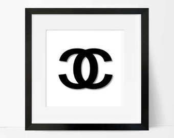 creation logo chanel