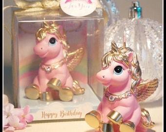 Unicorn Candle / cake topper