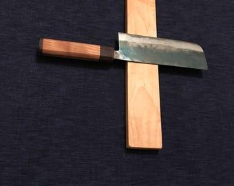 Wooden Magnetic Knife Bar