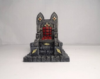 Miniature Chair D&D dungeon and dragons Dark Army Miniatures