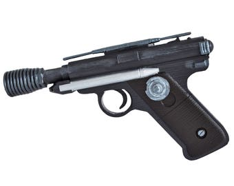 DT-12 Greedo Blaster prop from Star Wars and Battlefront game