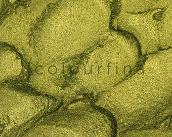 Forrest Green Mica Powder