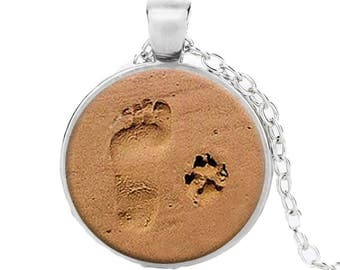 Dog Lovers Best Friends Necklace!
