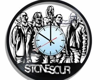 Stone Sour wall clock with original design