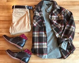 Vintage 70's Blended Wool Jacket