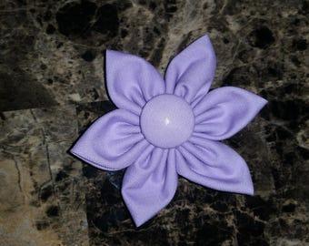 Pastel Purple 6 Petal Flower