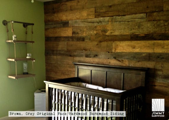 Reclaimed Barn Wood Accent Wall Planks Original Face All
