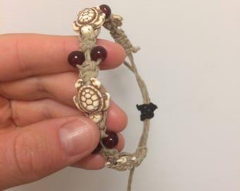 Turtle Blood Moon Bracelet